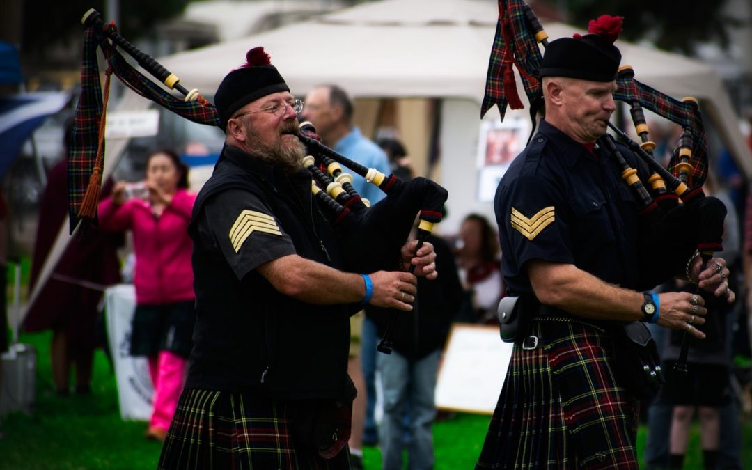 An Insight On The Fascinating Traditional Highland Dress
